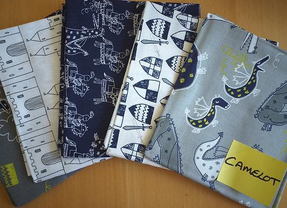 Fabrics - Camelot
