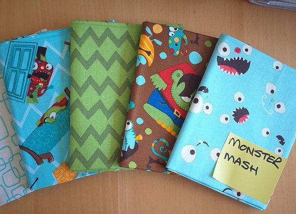 Fabrics - Monster Mash