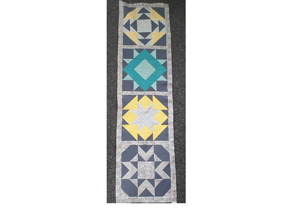 Home Sewing Kit - Patchwork Table Runner Kit