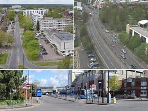 Crawley Town Centre - Eastern Gateway Scheme
