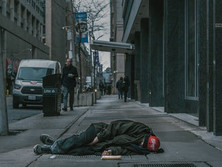 'I'm not sure where we go from here': pandemic fuels rise in US homelessness