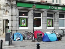 Pitch battle: Councillors clash over tents for homeless and begging in Brighton