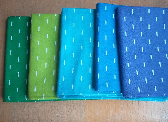 Fabrics - Bright Dash 2