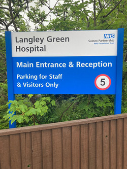 langley green hospital