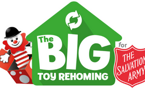 The Entertainer's 'Big Toy Rehoming' returns to their store in County Mall