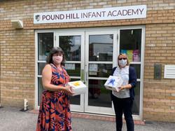 pound hill primary academy