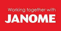 Working together with Janome - Red Block