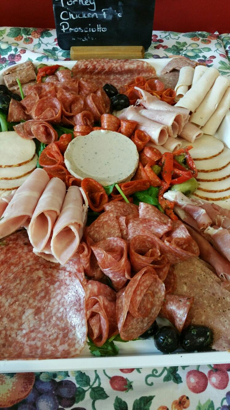 Chilled Platter
