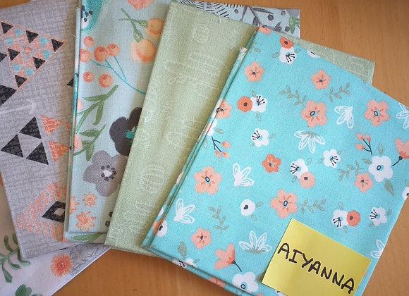 Fabrics - Aiyanna