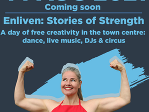 Enliven: Stories of Strength