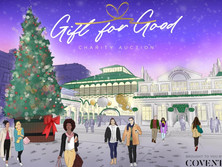 Covent Garden restaurants and retailers offer 'Gift for Good' auction prizes, supporting homeless