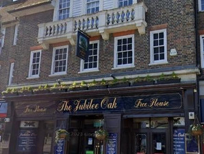 A Crawley Town Centre pub is to cut the price of all food and drink by 7.5 per cent on Thursday Sept