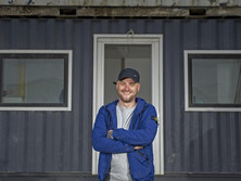Meet the man creating container flats for homeless people in Leeds after turning his own