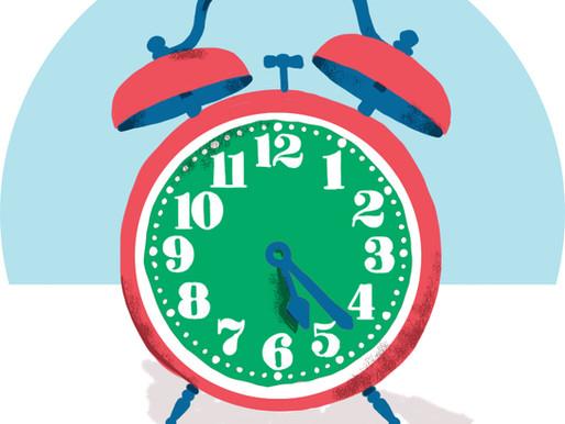 "Kids ""Ok To Wake"" Clock Review by Sleep Baby"