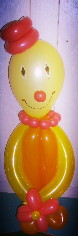 SMILEY CLOWN