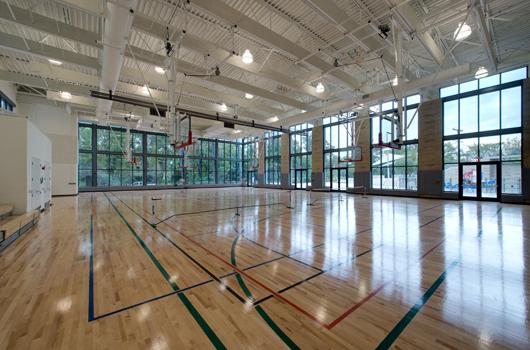 Providing Services for Gymnasium