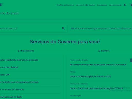 Como acessar o e-CAC pelo GOV.BR