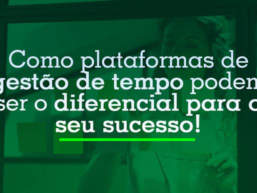 Como plataformas de gestão de tempo e recursos podem ser o diferencial para o seu sucesso!