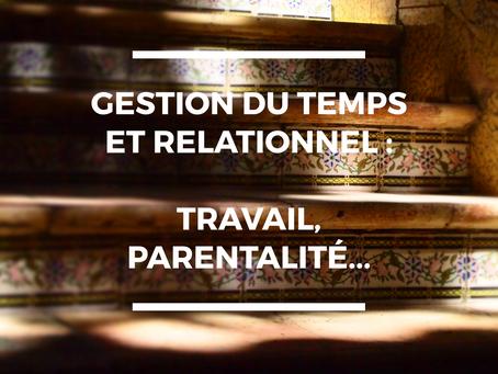 Travail, parentalité, gestion du temps... L'aide de la sophrologie