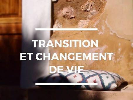La sophrologie, transition et changement de vie