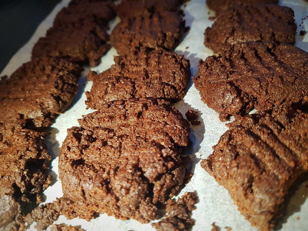 wellfitmum vegan chocolate cookies gf df cookie recipes