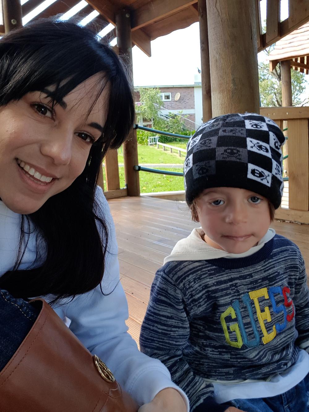 Katy Thomas Blogger Medicinal Cannabis Medical Marijuana Epilepsy CBD THC Edward Playground Auckland