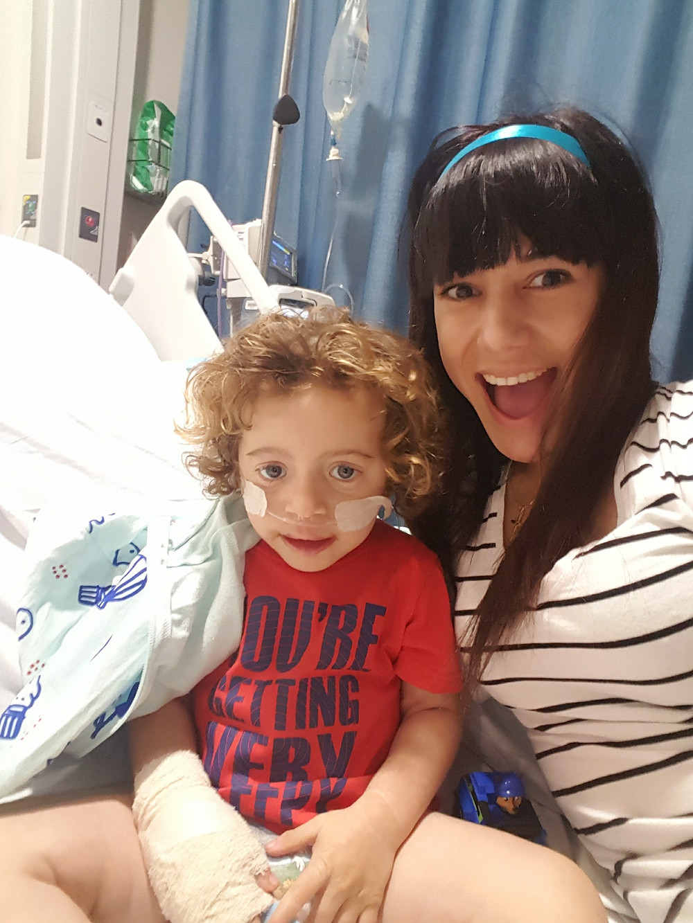 new zealand mummy blogger child seizures auckland starship hospital toddler wellness