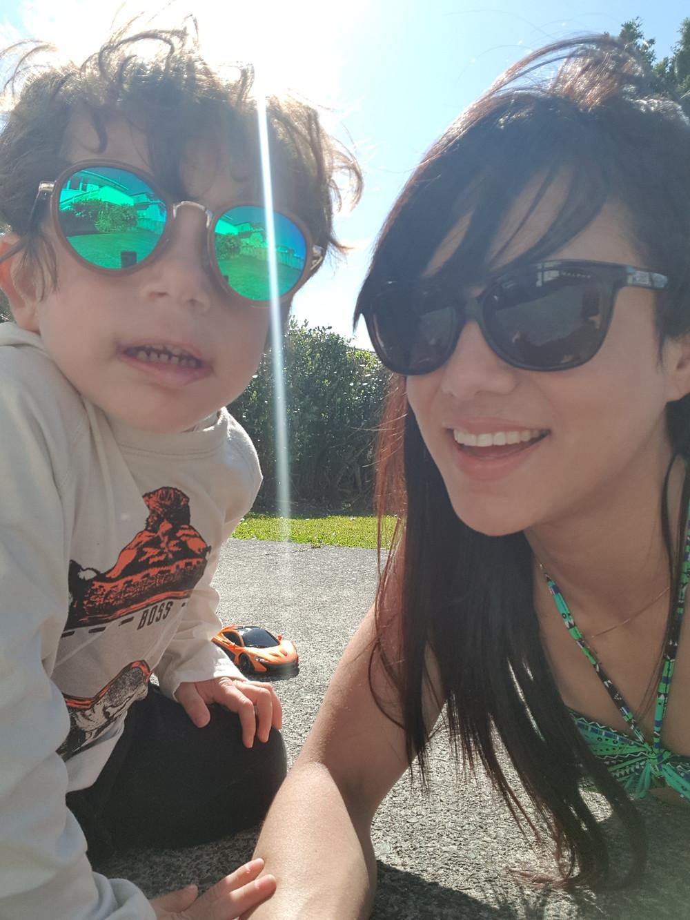 Katy Thomas Blogger Medicinal Marijuana Medical Cannabis is Medicine CBD THC Epilepsy Eddy at Home