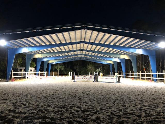 Horseriding United States Florida Everglades