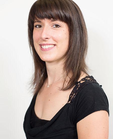 Jasmine Guénette-Labelle, Physiothérapeute, membre de l'OPPQ