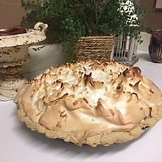 Coconut Cream Pie with Meringue