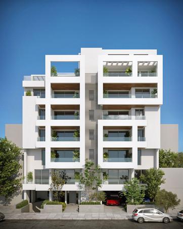 OASIS - Heraklion Center Residential Project