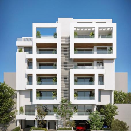 OASIS - Emm. Kastrinaki 23 - Residential Project