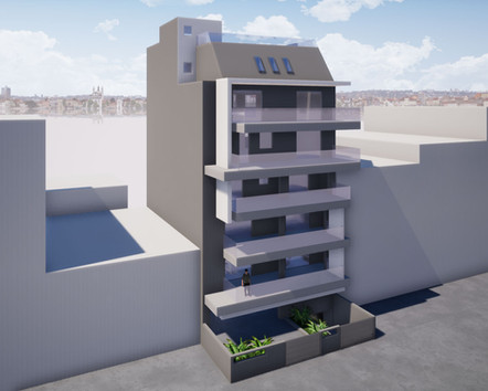 Heraklion City Center - Residential Project