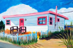 106 Harbor Road Cottage 1980's