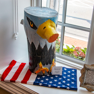 Eagle (Sold)