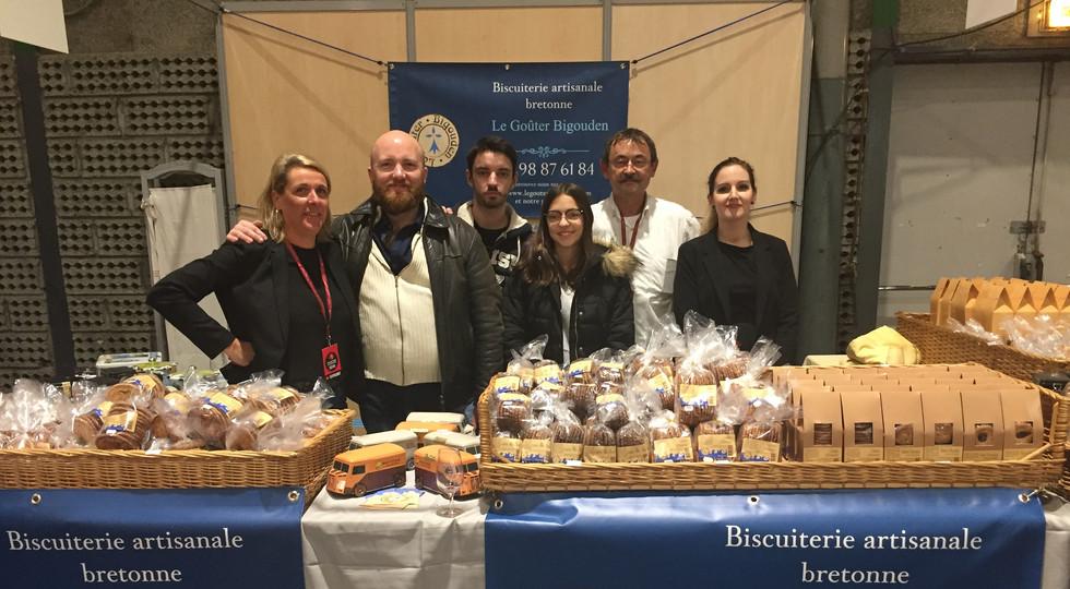 Vin et Gastronomie - Brest Nov 2018