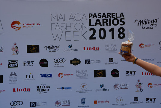 Fashion week Malaga 2018