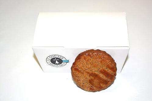 La galette de blé noir (ballotin de 130 Gr)