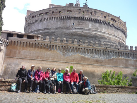 Rome Chateau Saint-Ange 2019