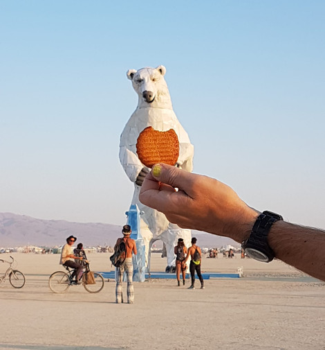 Festival du Burning Man Sept 2018