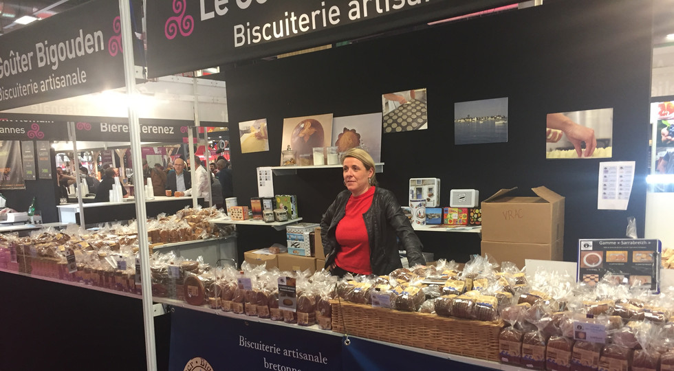 Salon de l'agriculture Paris Mars 2019