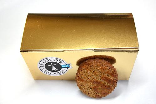 La galette de blé noir (ballotin de 200 Gr)