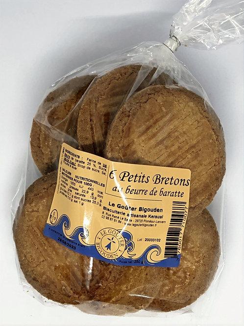 Le Petit Gâteau Breton par 6 (sachet de 250 Gr)