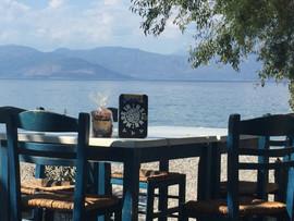 Grèce Diakopto Juillet 2018