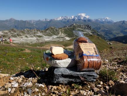 Le Mont-Blanc Août 2019