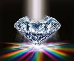 Activating the Diamond Light