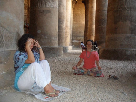 5 Meditation spots you'll love in Egypt