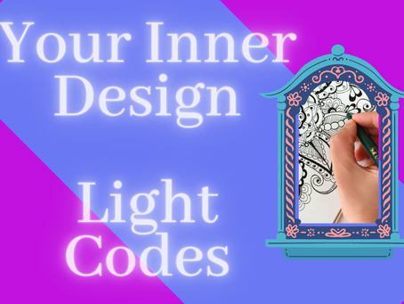 Light Codes of your Inner Design