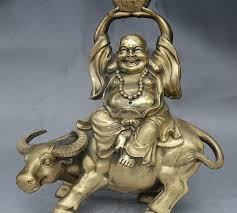 The Budai for Joy and Prosperity